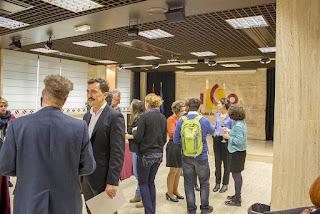 Foto de evento en el ICO