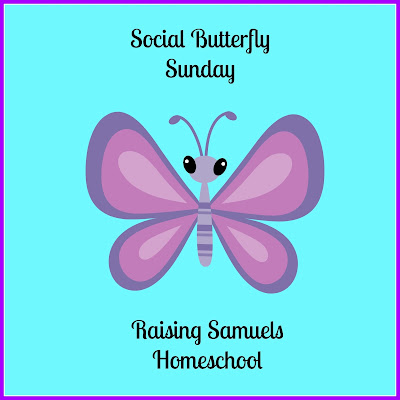 Social Butterfly Sunday
