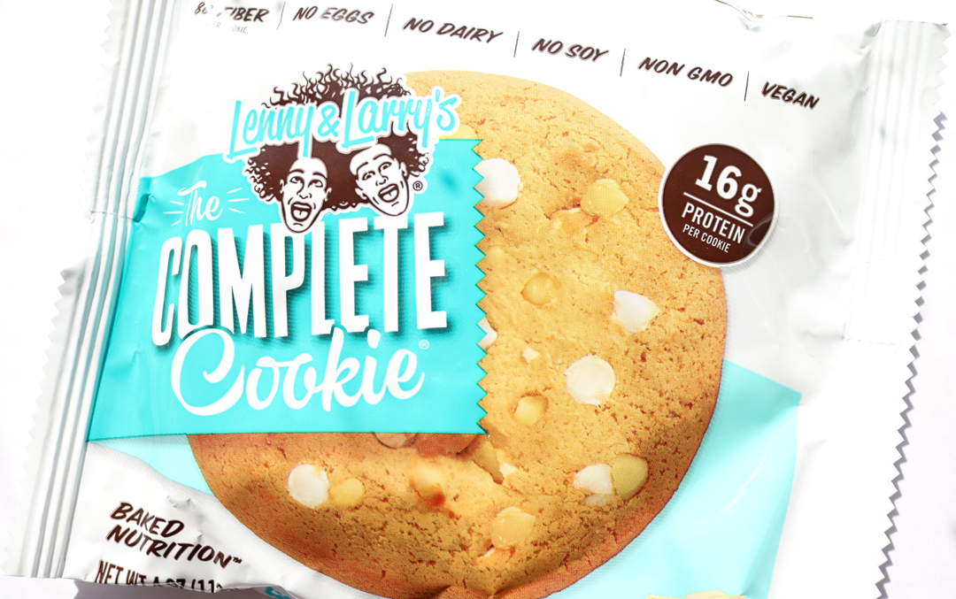 Lenny and Larry White Chocolate Macadamia Nut Cookie