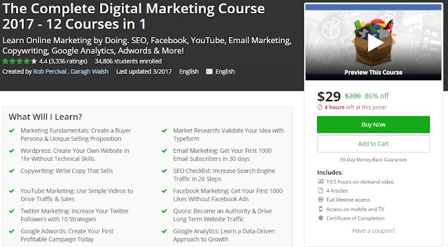 The-Complete-Digital-Marketing-Course-2017-12-Courses-in-1-coupon