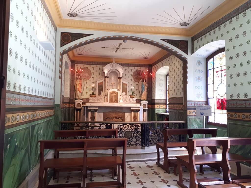 Capela do Santíssimo na Basílica Velha
