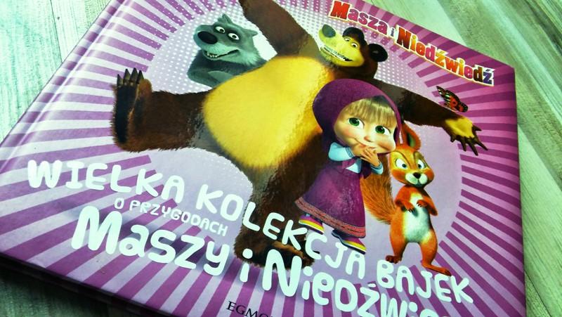 """""""Masza i Niedźwiedź"""" Misza i Masza"""