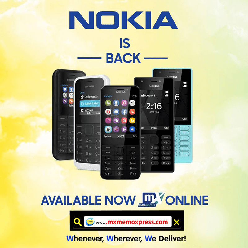 Nokia Just Made A Bunch Of Feature Phones Available In PH!