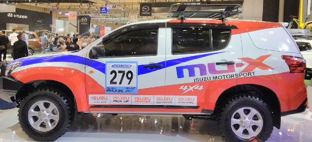 Isuzu MUX Off Roader