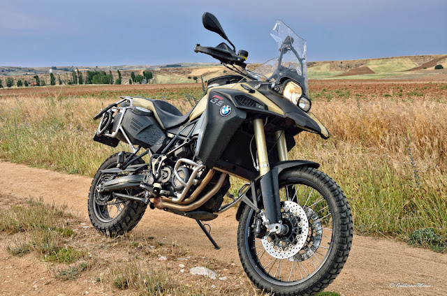 BMW F800 GS Adventure. Trail Forever de Sol A Sol