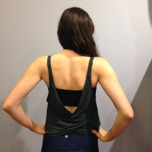 lululemon twist n turn tank