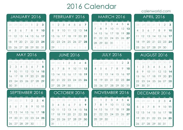 September-2016-Islamic-Calendar