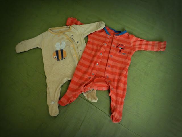 ubrania dla noworodków