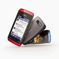 Nokia Rilis 3 Ponsel Asha Baru Asha 500, Asha 502 dan Asha 503