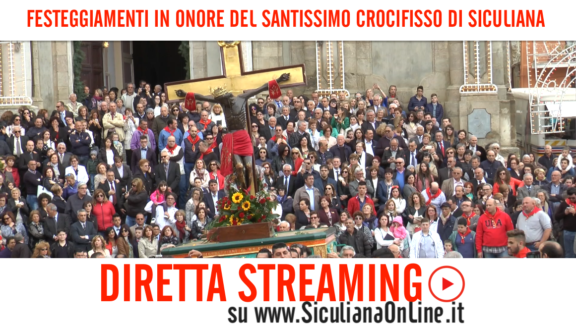 Diretta video su SiculianaOnLine.it