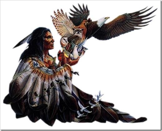 Conjuro sioux para el matrimonio