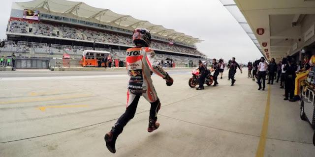 Astaga Ternyata Nasib Sial Lorenzo Di MotoGP 2019 Masih Berlanjut