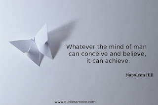 Inspirational Quote by Napoleon Hill