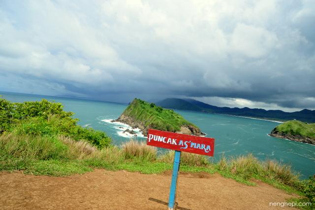 Pantai Payangan Jember dalam Bingkai