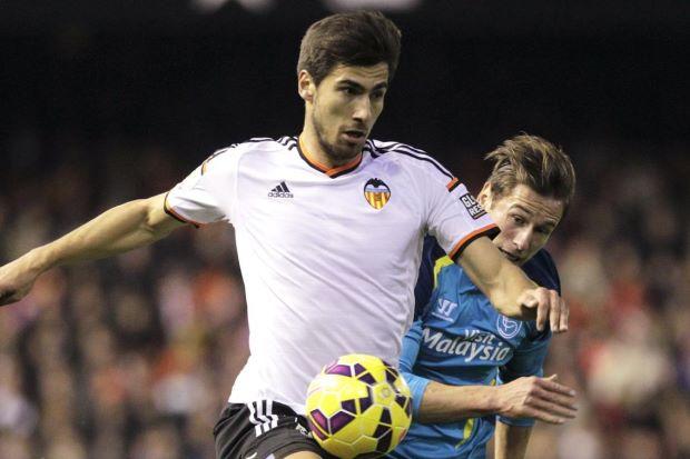 Andre Gomes Sertai Barcelona