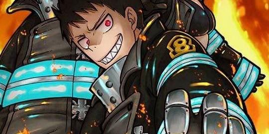 Critique Manga, Fire Force, Kana, Manga, Atsushi Ohkubo,