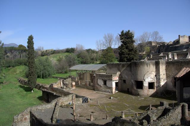 stanowisko archeologiczne Pompeje