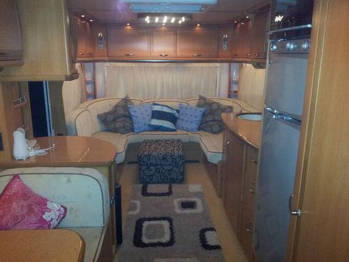 Ebay Scam Hunter Fendt 700 Platin 2008 Caravan