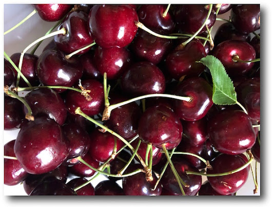 Bourbon Cherries Recipe