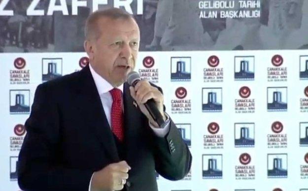 Ερντογάν: Όποιος επιχειρήσει να μας διώξει από την Ιστανμπούλ θα φύγει σε φέρετρο