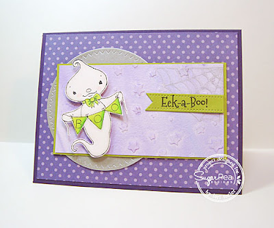 Eek-a-Boo card-designed by Lori Tecler/Inking Aloud-stamps and dies from SugarPea Designs