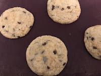 Cookies réalisés à partir de la préparation Classic Foods of America cuits