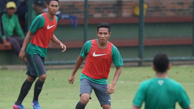 Evan Dimas Timnas