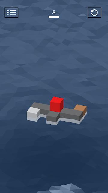 Cubered Level 8 Solution, Walkthrough, Cheats