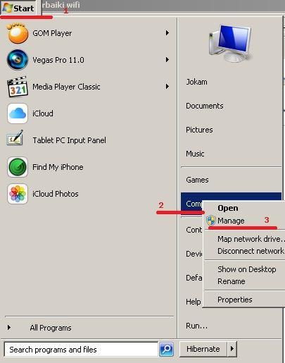 langkah langkah memperbaiki wifi laptop windows 7 tehnoma