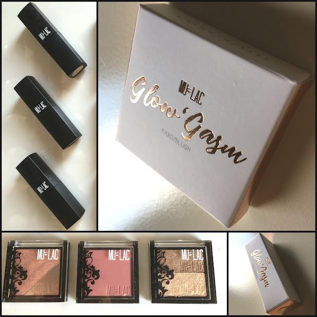 Mulac Cosmetics Glow'Gasm LE box