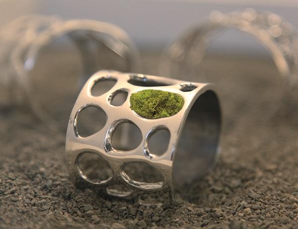 Jewelry Green - Bracciale GERMOGLI URBANI