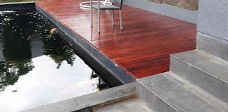 decking kayu
