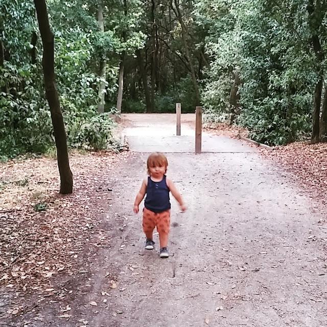 Le parc de Font-Colombe à Montpellier