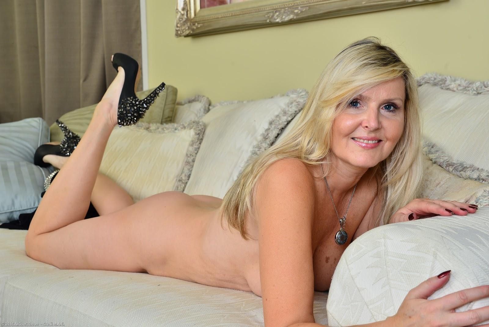 All naked mom spreading her legs