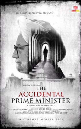 The Accidental Prime Minister (2018) Movie Poster