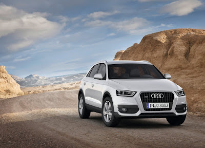 Audi Q3 SUV Wallpaper