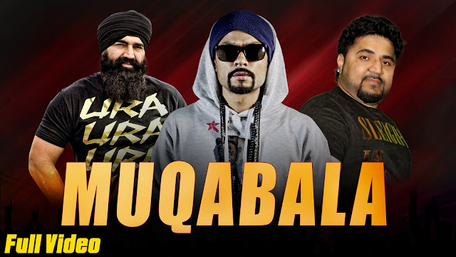 Bohemia Ft. KS Makhan - Muqabala .mp3 Download Free