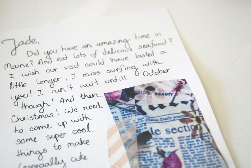 Stellaire  Pretty Penpal Letter