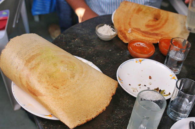 vaishali south indian restaurant FC road Pune dosa