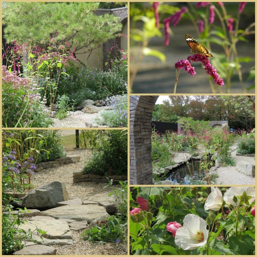 'The Butterfly Effect' Japan Gardening World Cup - Medalla de Plata. Jardín de Jo Thompson
