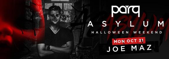 Asylum Parq San Diego Halloween Bash