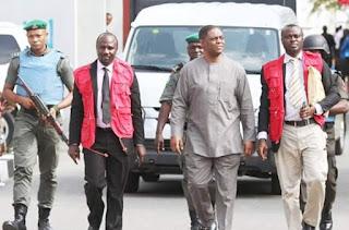 Femi Fani-Kayode remand in EFCC custody
