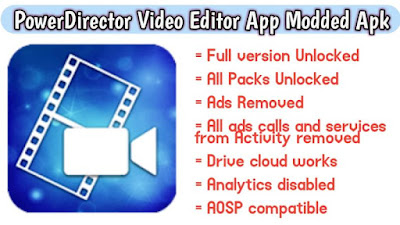 PowerDirector Video Editor App Full Version For Android