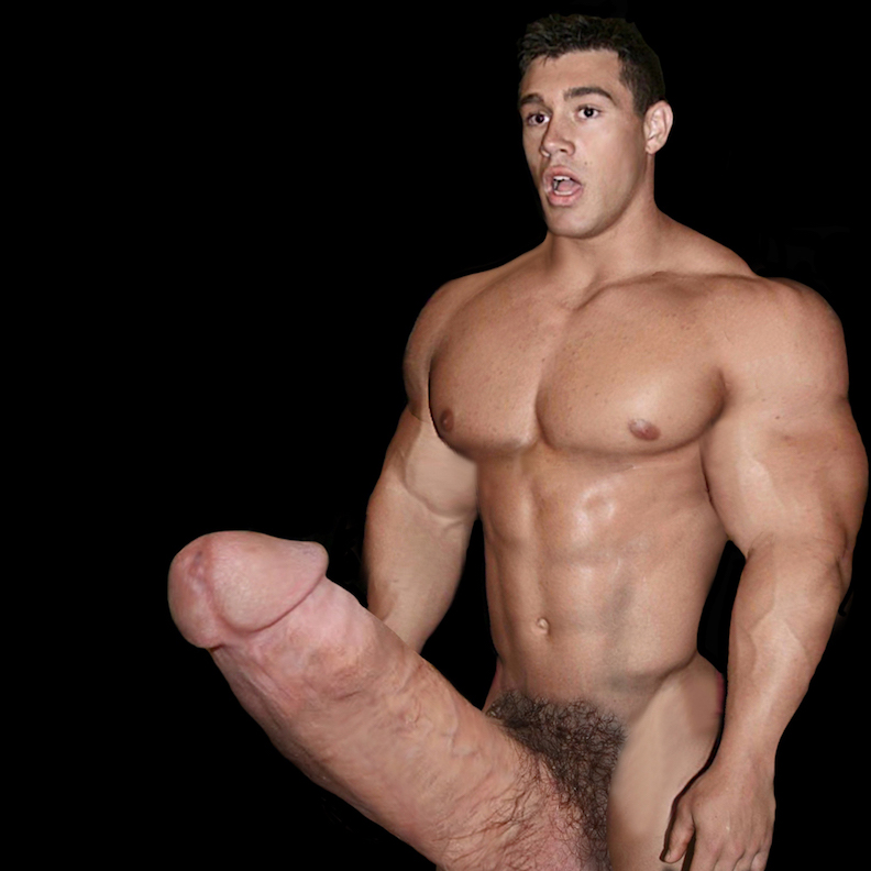 Gigantic Huge Meat You See My Dick Standing Up, Ready For -2789