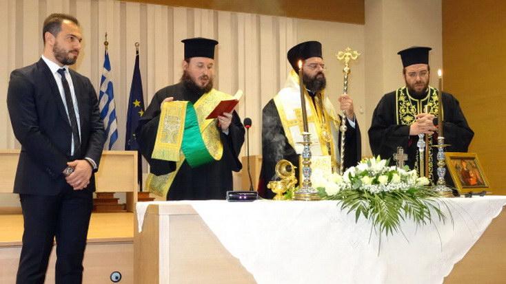 Ανέλαβε καθήκοντα ο νέος Aντιπεριφερειάρχης Ροδόπης Νίκος Τσαλικίδης