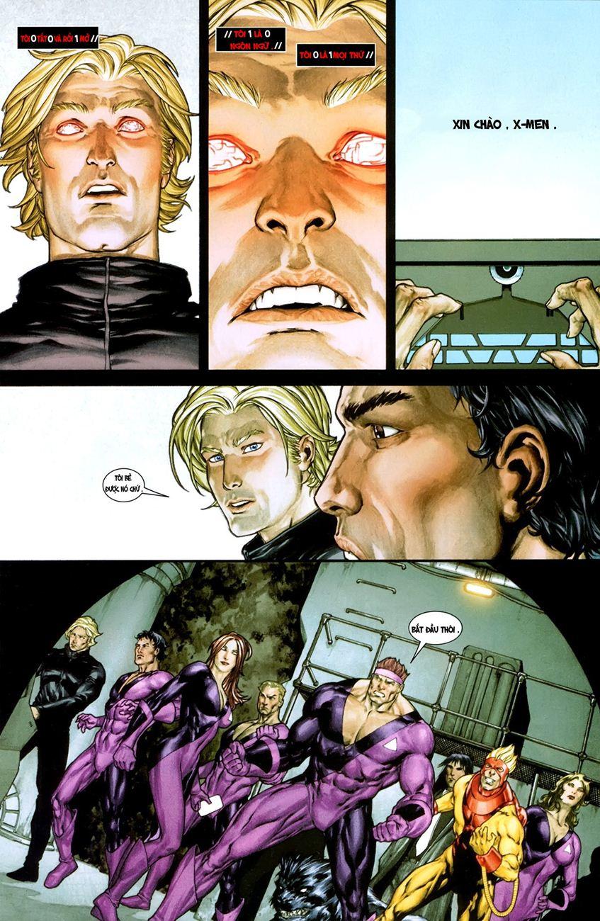 X-Men Necrosha chap 1 trang 36