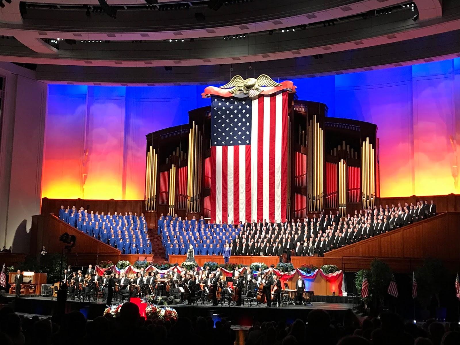 2019 Mormon Tabernacle Choir Christmas Concert Phaedra's Adventures: Mormon Tabernacle Choir