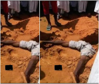 In Osun State : A 35-year-old Man Kills Himself And His Elder Brother