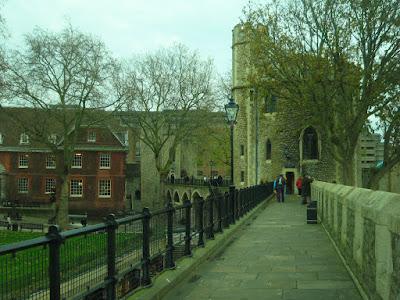 Muralla de la Torre de Londres