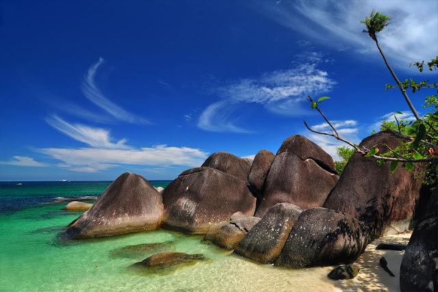 Pantai Tanjung Tinggi (Laskar Pelangi)